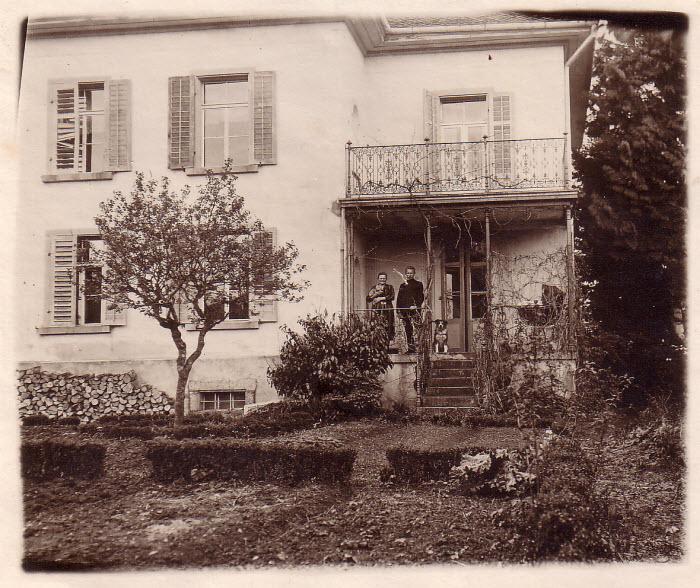 AltesFotoOberhaus